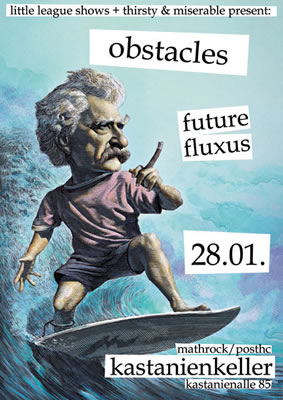 Future Fluxus + Obstacles